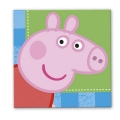 Peppa Pig Party Napkins  (16)